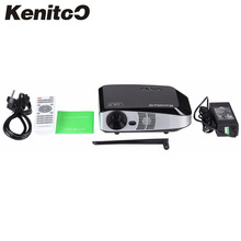 Build-in Android 4.4 DLP Projector 4K 3D Projector 1280*800 Native Resolution 200Inches Screen Beamer Free Shipping