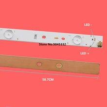 """583 мм светодиодный фонарь 5 лампочек для Hisense 3"""" tv SV0320AK4_Rev09_5 светодиодный_ 150310"""