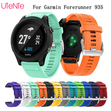 Fashion for Garmin forerunner 935 Bracelet Quick Release Running Sports Strap Soft Replacement Silicone watchband 22mm wristband