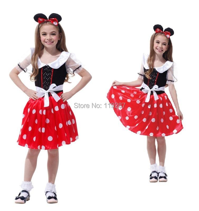 ⑤Envío Gratis chicas princesa Fancy carnvial partido niños traje ...