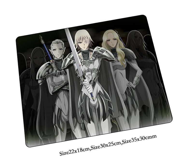 claymore mouse pad Gorgeous gaming mousepad gamer mouse mat pad game computer Cartoon desk padmouse laptop keyboard play mats