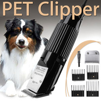 Professional Electric Hair Cutting Machine For Pet Hair Trimmer 30W Hair Clipper For Dog Electric Animal Shaving Machine GTS888