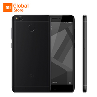 Original Global Version Xiaomi Redmi 4X Mobile Phone 3GB RAM 32GB ROM Snapdragon 435 Octa Core 4100mAh Fingerprint CE B20 B4