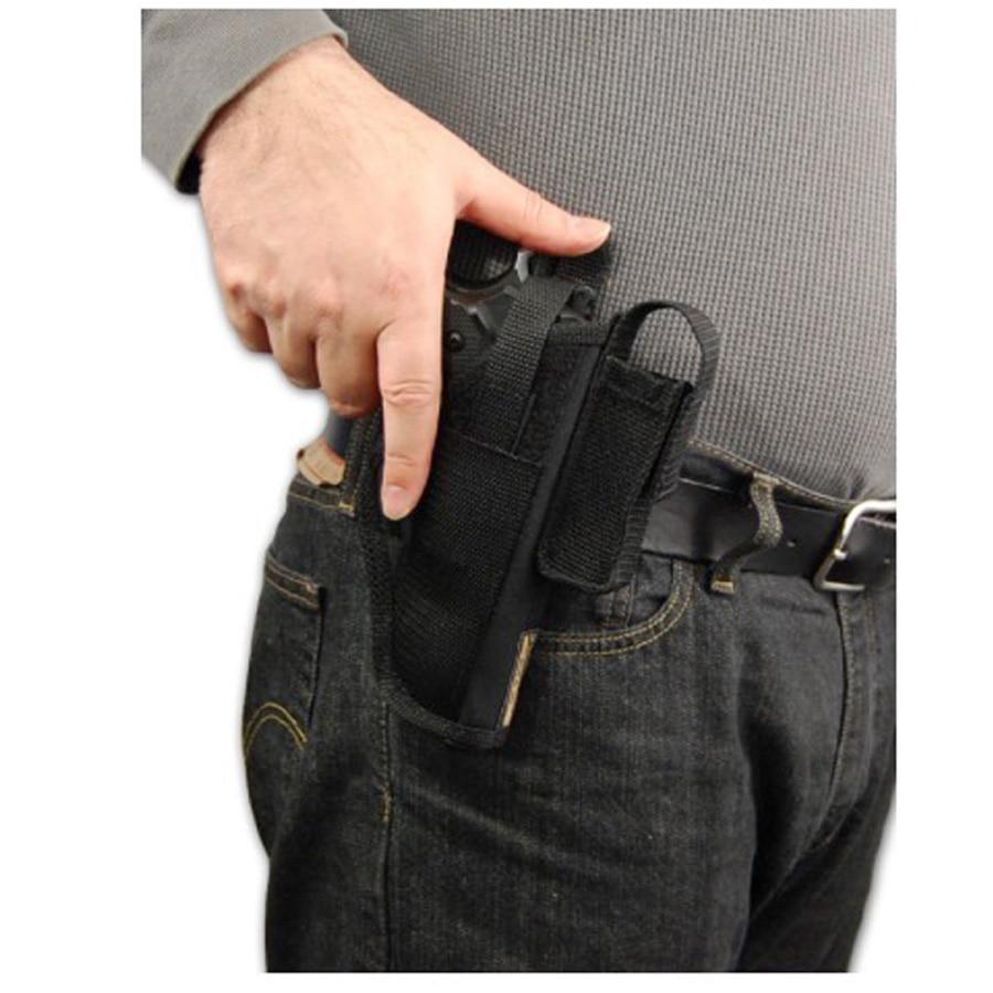 Tactical Military 600D Nylon Pistol Holster Black For Handgun Quick Release