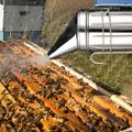 Комплект передатчика дыма из нержавеющей стали  Электрический садовый прибор для пчеловодства  оборудование для пчеловодства