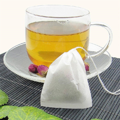 TTLIFE Tea Bags 100 Pcs/Lot Bags For Tea Bag Infuser With String Heal Seal 5.5 x 7CM Sachet Filter Paper Teabags Empty Tea Bags Karachi