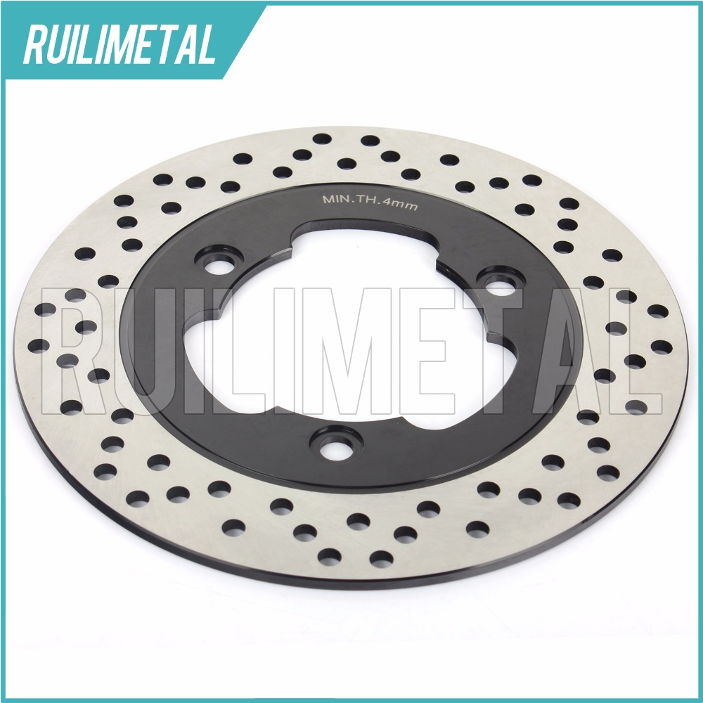 Rear Brake Disc Rotor for CBR 400 RR 1988 1989 88 89 CBR 500 F CBR 600 F Hurricane NS 250 F NS 250 R 1984 1985 1986 84 85 86 ns loves estonia 400