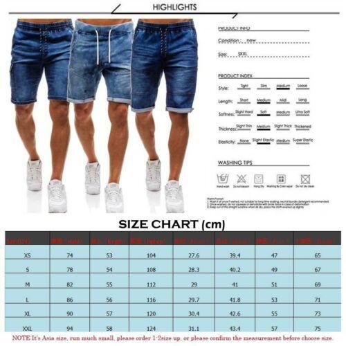 Thin Denim Ruched Shorts 5