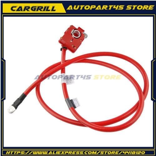 Новые положительные Батарея кабель E60 525 530 535 550 61126989780 6989780 для BMW