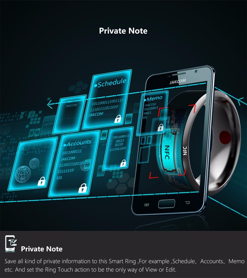 Smart NFC Magic Ring Jakcom R3 (12)
