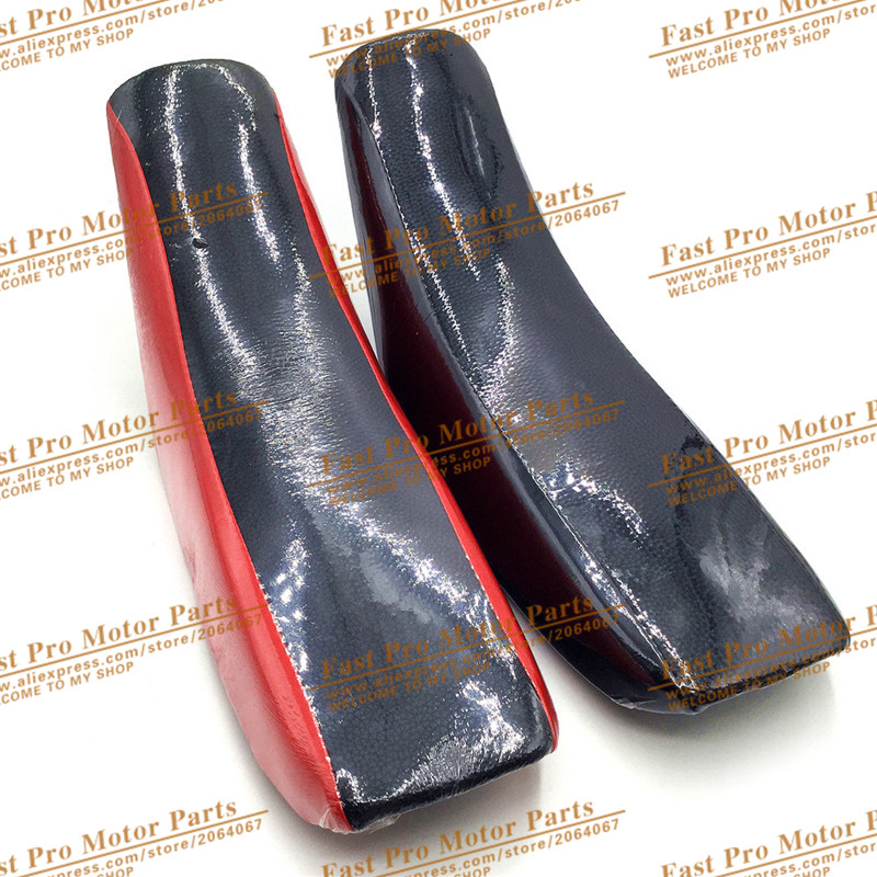 110cc CRF50 Dirt Pit Bike Seat Pit Bike Body Spare Parts XR50 70 125CC Modify Parts Fit For Kayo KR110 Black or Red tdr tall seat plastics fender gas fuel tank for honda crf50 crf50 dirt pit bike motor quality 3pcs set free shipping