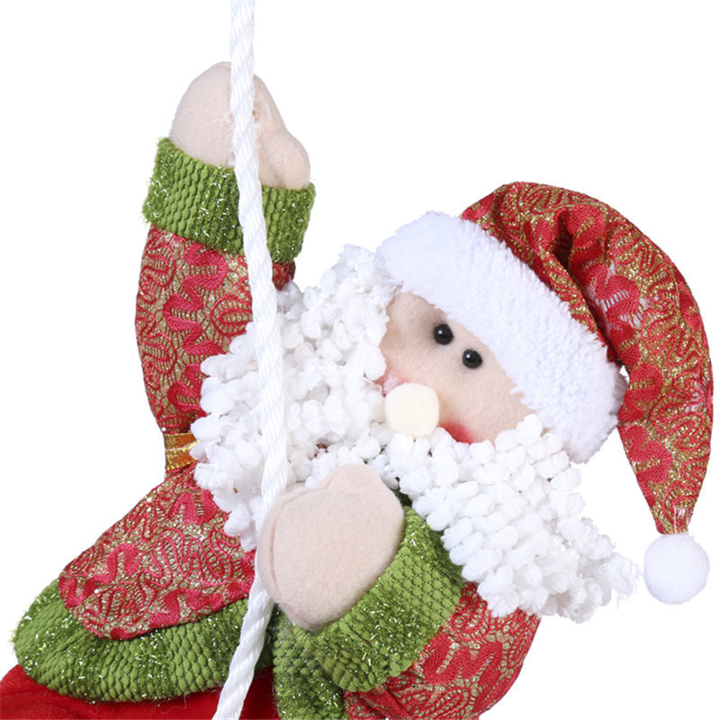 christmas home tree decorations shopping malls santa claus smowman new year hanging pendant xmas decoration ornaments supplies in pendant drop ornaments