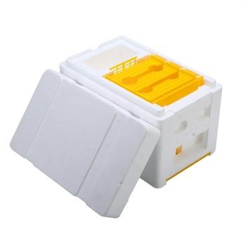 1 Adet Arı Kovanı Otomatik Bal Arı Kovanı çerçeveleri Arıcılık Kiti