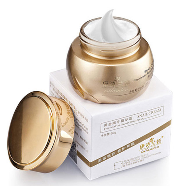 Snail Cream Face Care Cream Nutrition 50G  Essence Moisturizing Anti-Aging Cream Anti Wrinkle Day Cream Multi-Effects Extract