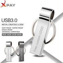 Оптовая продажа USB 3,0 Флешка 32 Гб водостойкий Usb флеш-накопитель 4 ГБ 8 ГБ 16 ГБ 64 ГБ 128 ГБ usb флеш-накопитель с логотипом на заказ