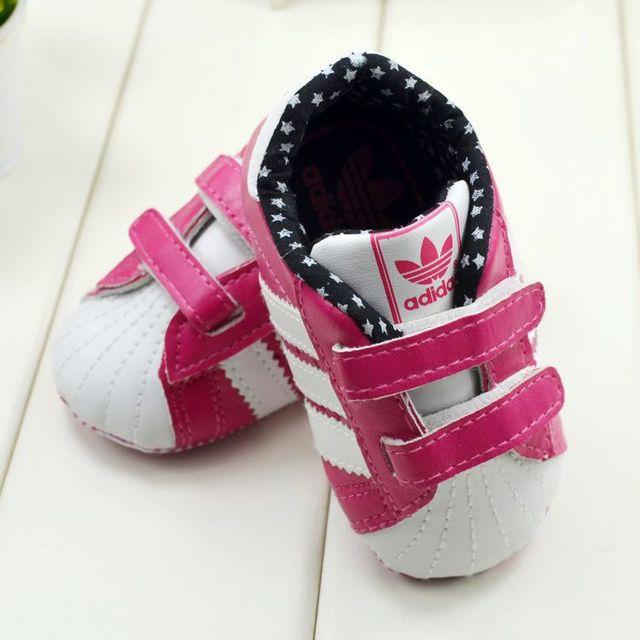 406096b3b Envío gratis newborn baby girls zapatos bonitos zapatos del niño bebe  lactante zapatilla de tenis antideslizante