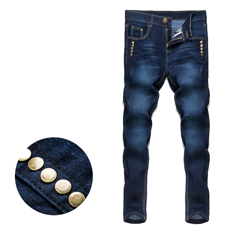Compare Prices on Mens Slim Fit Jeans Sale- Online Shopping/Buy ...
