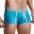 2 unidades/pacote sexy underwear cuecas boxer de algodão dos homens
