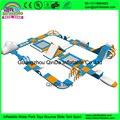 Venta caliente inflable parque acuático comercial, flotante inflable del agua Parque Acuático parkKids Proyectos