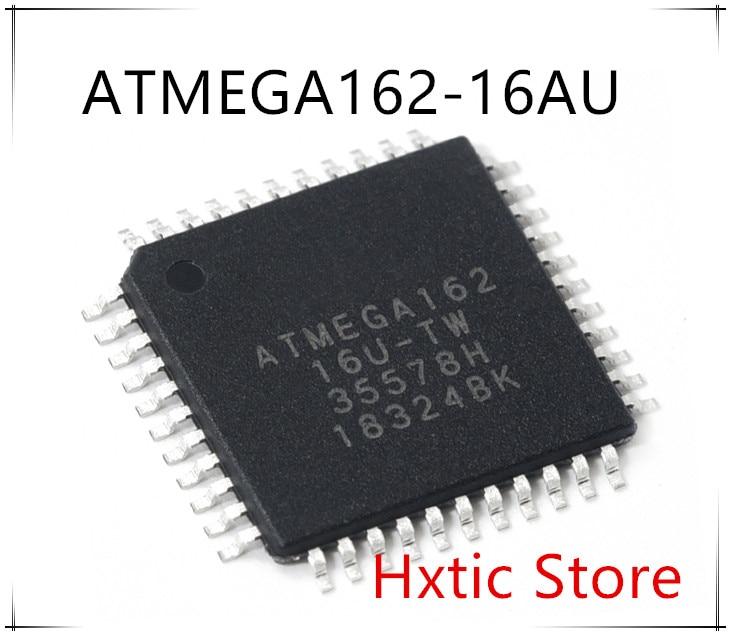 ATMEGA162-16AU ATMEGA162 TQFP-44 IC 10pcs/lot Free Shipping