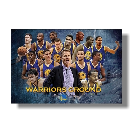 best website 7d43c 8e436 US $4.34 11% OFF 2018 NEW product Golden State Warriors Stephen Curry  poster 24x36 32x48 Inch-in Painting & Calligraphy from Home & Garden on ...