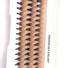 HBZGTLAD 8-14 мм накладные ресницы норки натуральный C Curl 20D черный 0,07 мм Lash Накладные ресницы расширение Красота советы большой глаз инструменты