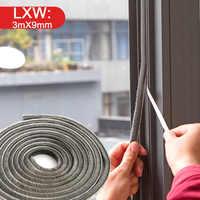 Vanzlife taśma klejąca drzwi i okna taśma uszczelniająca toaleta szyba okienna łazienka dom ciepły wiatr drzwi podkładka izolacyjna