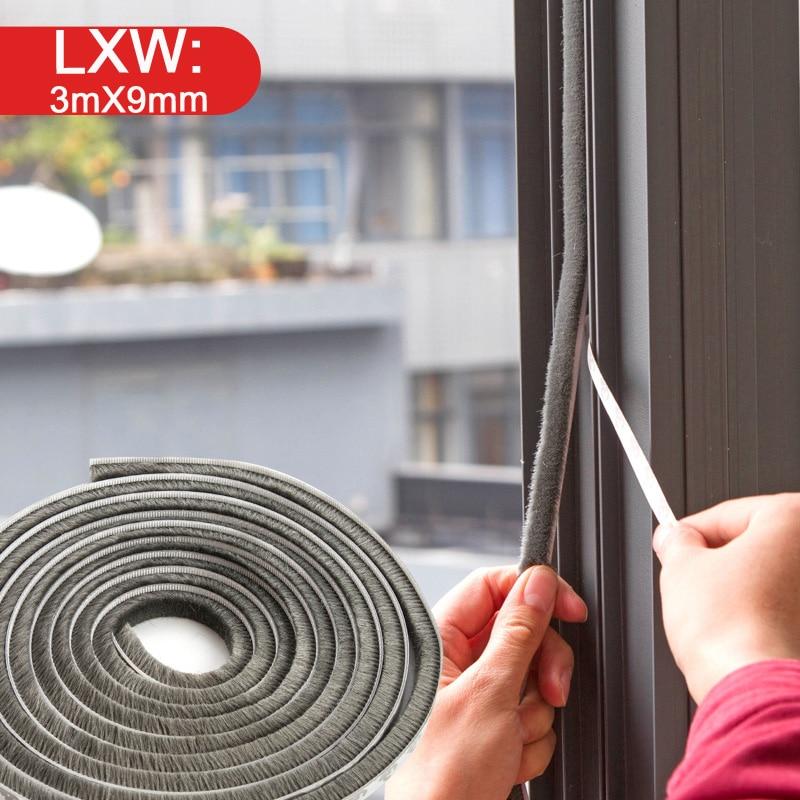 Vanzlife Adhesive strip doors and Windows sealing...