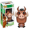 12cm 1PCS Come With Original Box Funko POP Pumbaa Cute Pig Vinyl Figure Cartoon Mini Decorative Collection Model Toy