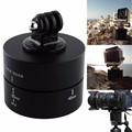 360 Degrees Rotating Tripod 60 Min Time Lapse Stabilizer With Tripod Adapter For Gopro 4 3+ 3  2 Sj4000 DSLR Digital Camera