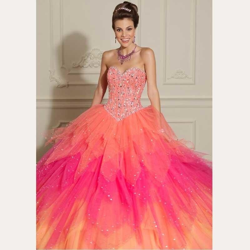 Посмотреть бальное платье