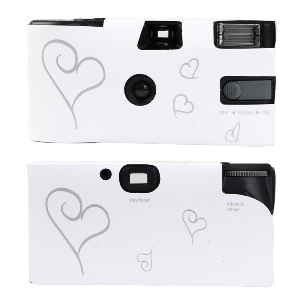 OurWarm 36 Photos Disposable Camera Wedding Decoration Bridal Shower ...