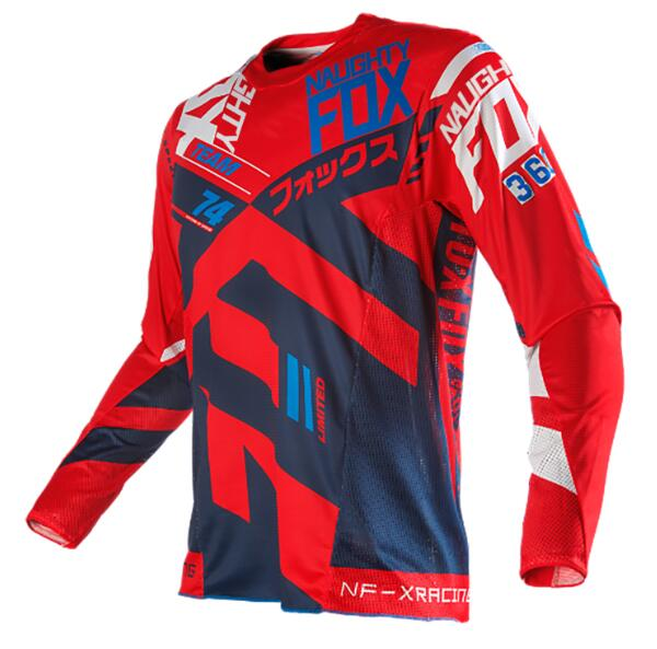 88ae6fb72 NAUGHTY FOX MX Motocross 360 DIVISION MX MTB Racing Full Jersey Racing MX  ATV jersey