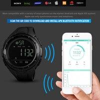 Men's Sport Smart Watch Pedometer Remote Camera Calorie Bluetooth Smartwatch Reminder Digital Wristwatches relogio masculino