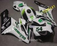 Vendite calde, Numero 54 Per Honda CBR1000 CBR1000RR 04 05 2004 2005 Hannspree carrozzeria Carenatura Del Motociclo set (Iniezione stampaggio)