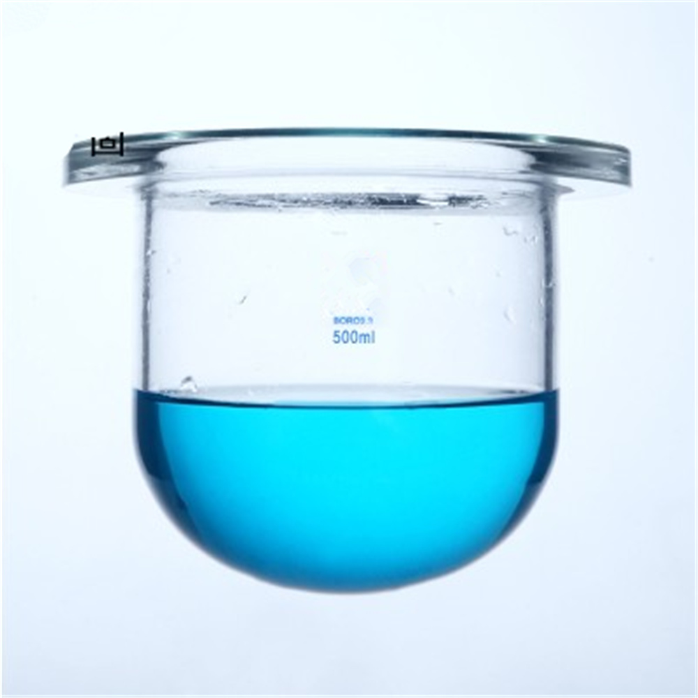 500-2000 ml  Borosilicate Glass Cylinder Reaction Kettle DN100 150 mm glass reaction flask Lab Supplies500-2000 ml  Borosilicate Glass Cylinder Reaction Kettle DN100 150 mm glass reaction flask Lab Supplies