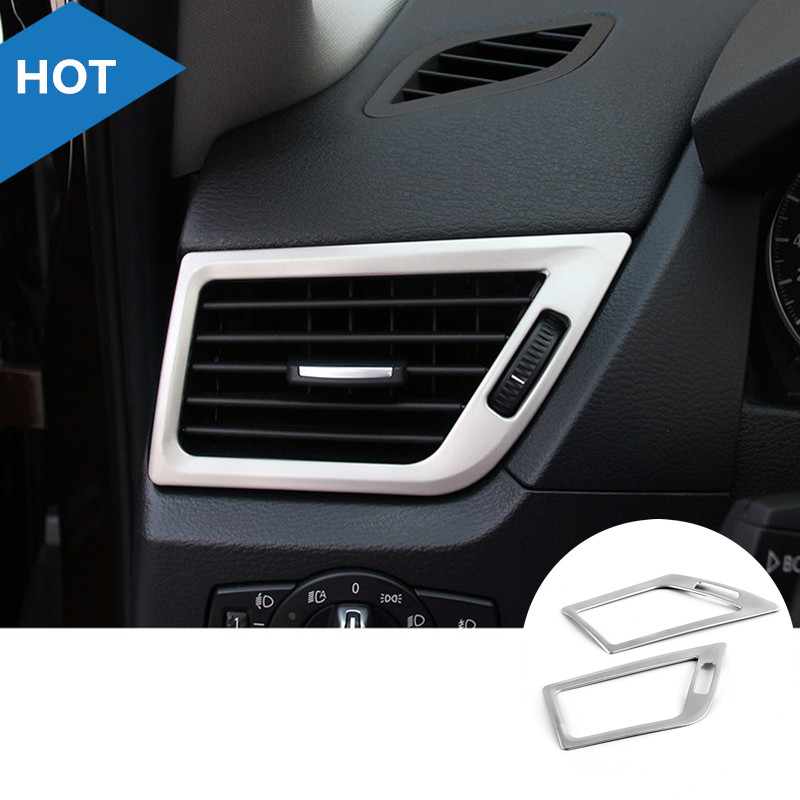 2015 Bmw X1 Interior: For BMW X1 E84 Inner Dashboard Side Air Condition Vent