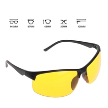 Night Vision Glasses Fishing Cycling Outdoor Sunglasses Protection Unisex UV400