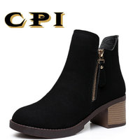 CPI 2018 Fashion Comfortable For Women S Spring Autumn Breathable High Heels Platform Shoes Woman Zip