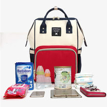 Вместительная сумка для подгузников мам дорожный рюкзак и ухода