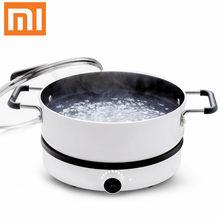 XIAOMI MIJIA cuisinières à induction Mi maison Smart table de cuisson tuile créative contrôle précis plaque de cuisson électrique tuile marmite app WIFI