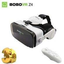 "Gafas de realidad virtual original bobovr z4/bobo z4 mini caja gafas 3d google cartón vr vr auricular para 4.0-6.0 ""smartphone"