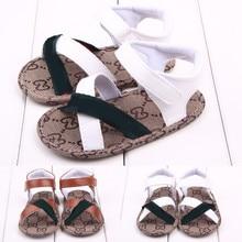 summer First Walkers Baby antiskid Boy/girl, toddlers/Newborn Prewalker Soft Shoes