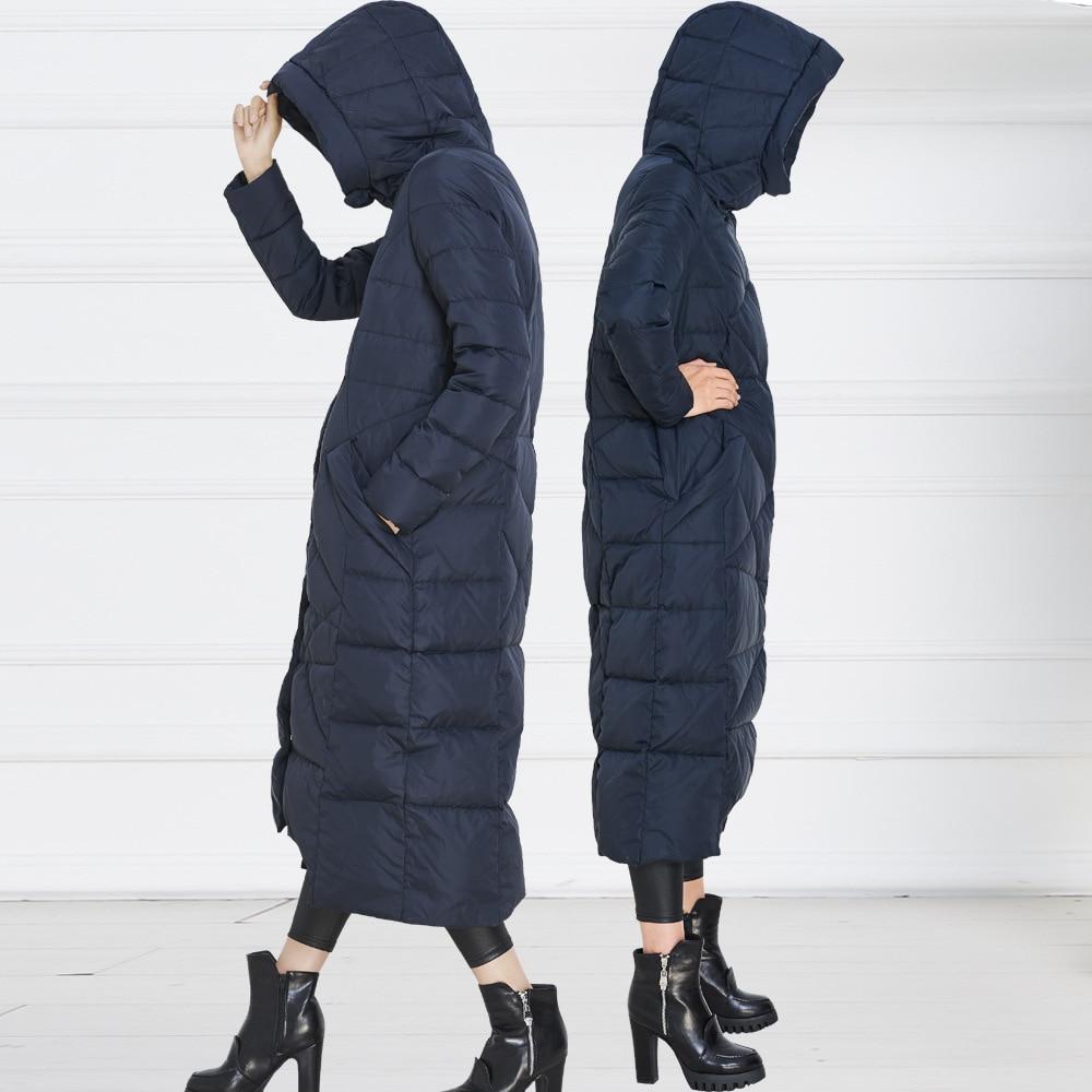mantel extra lang damen