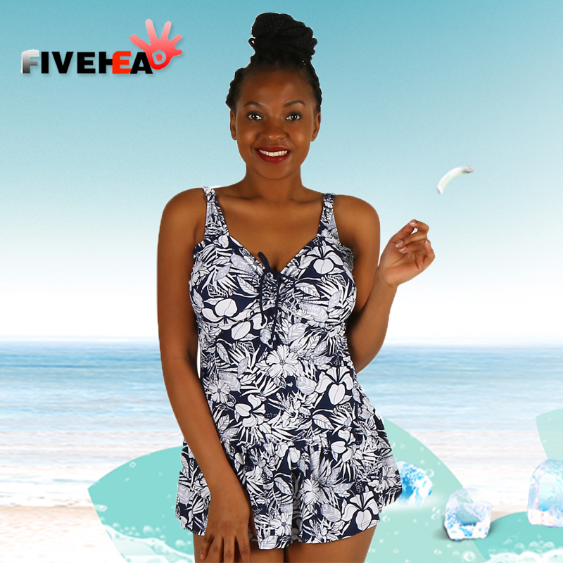 one-piece women swimwear sexy sling halter lace flower printed solid color large size bathing swimsuit push up female tie stylish lace up solid color one piece swimwear for women