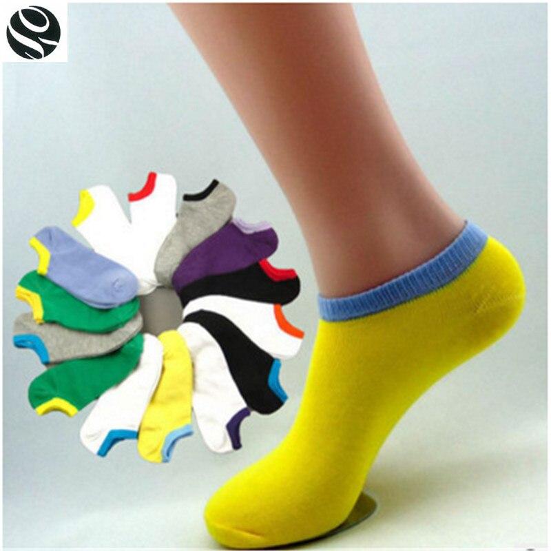 10 pairs lot Socks Men women Socks ankle socks men Classic Male Brief cotton Invisible Man