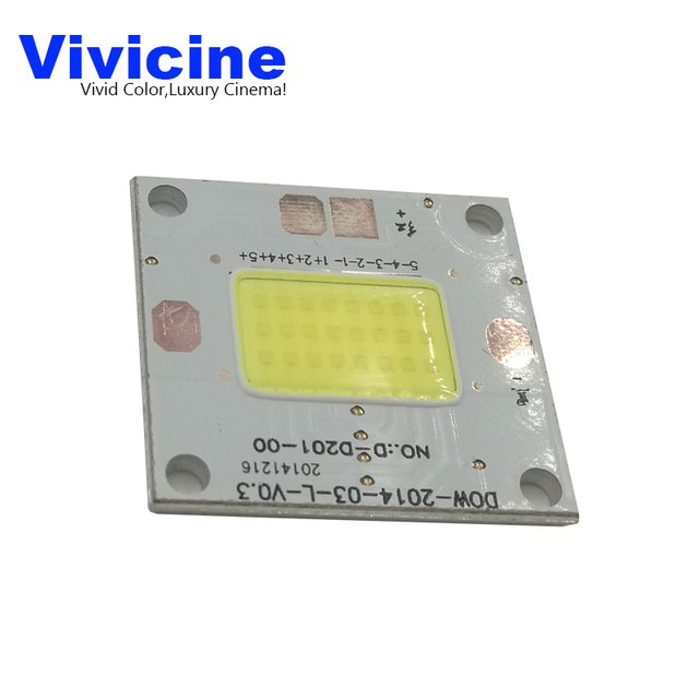 Vivicine UC40 UC46 LED Projector Lamp Led Bulb Replacement For