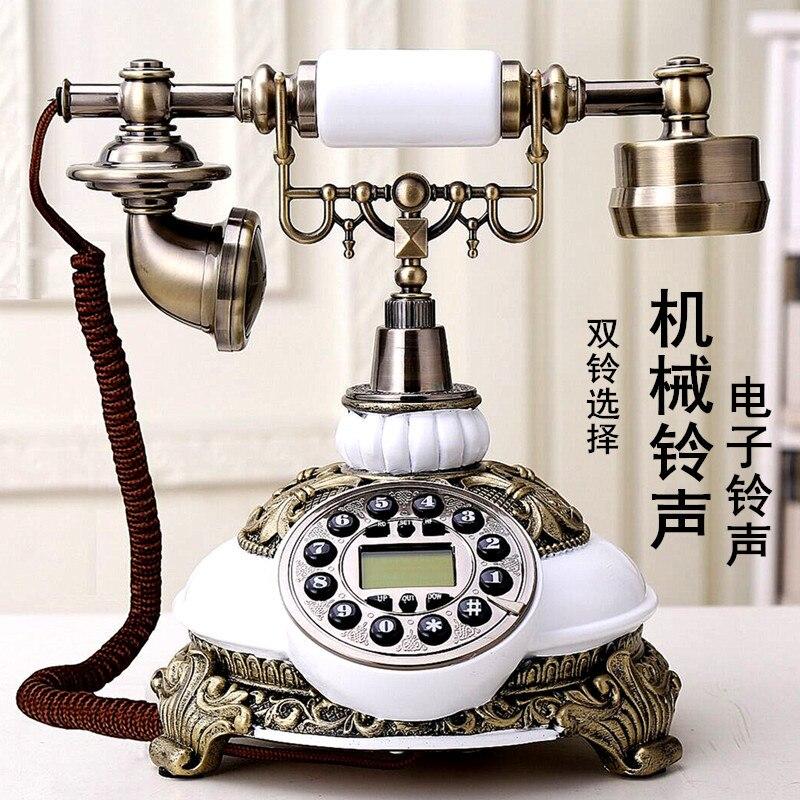 Vós Sois O Top Continental Telefone Antigo Retro Disque O Número De  Escritório Em Casa Telefone Fixo De Telefone Fixo Do Vintage Decoração  Decoração De Casa ...