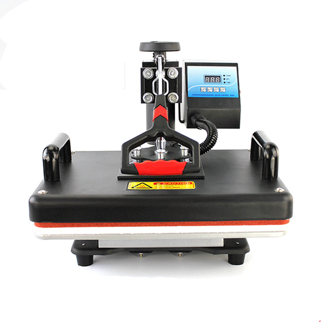 12x15 Inches Heat Press T-shirt Printing Machine 5
