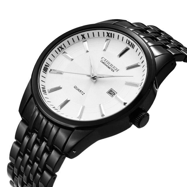 CURREN Watches Men Luxury Brand Business Casual Watch Quartz Watches relogio masculino8052